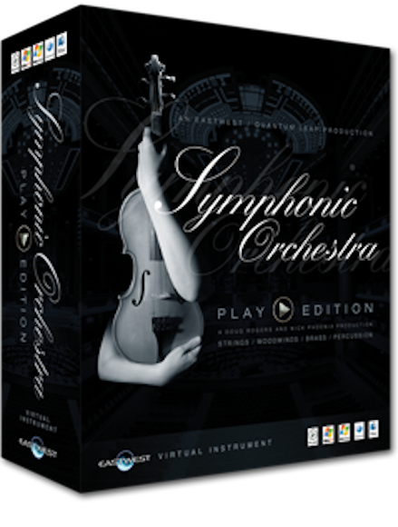 EWQL Symhonic Orchestra Gold Play Edition (Uncracked)